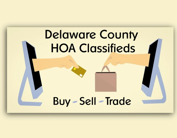 Delaware County HOA Classifieds